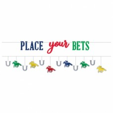Kentucky Derby Decorations-Derby Day Banner Kit