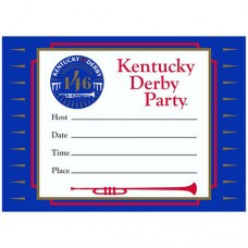 Kentucky Derby Invitations - 146th Kentucky Derby Logo Invitations