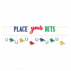 Kentucky Derby Decorations - Derby Day Banner Kit