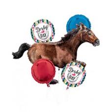 Kentucky Derby Decorations - Derby Day Boquet