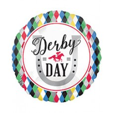 Kentucky Derby Decorations - Derby Day Balloon