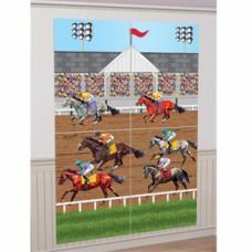 Kentucky Derby Decorations-Derby Day Scene Setter