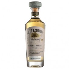 El Tesoro Reposado Single Barrel Tequila TPS Private Barrel