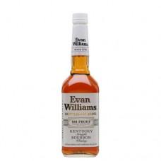 Evan Williams White Label Bourbon 750 ml