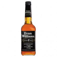 Evan Williams Black Label Bourbon 1.75 L
