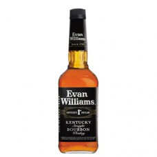 Evan Williams Black Label Bourbon 1 L