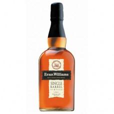 Evan Williams Single Barrel Vintage Bourbon