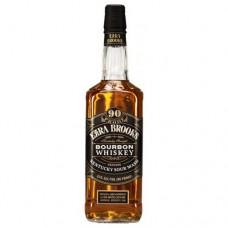 Ezra Brooks Kentucky Straight Bourbon 1.75 L