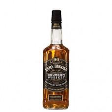 Ezra Brooks Kentucky Straight Bourbon 750 ml