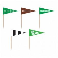 Football Flag Party Picks