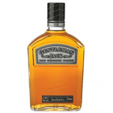 Gentleman Jack Tennessee Whiskey Engraved 750 ml