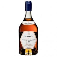 Godet Single Cru Grande Champagne Cognac 22 yr.