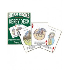 Kentucky Derby Accessories-Kentucky Derby Hero Deck Playing Cards
