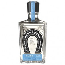 Herradura Silver Tequila Engraved
