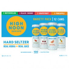 High Noon Variety 12 Pack