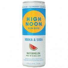 High Noon Watermelon Vodka and Soda 4 Pack