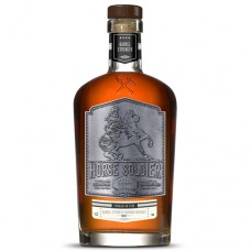 Horse Soldier Barrel Strength Straight Bourbon Whiskey TPS Private Barrel