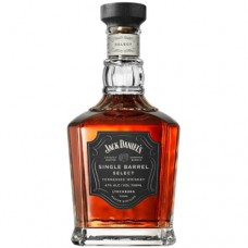Jack Daniel's Single Barrel Select Tennessee Whiskey Engraved