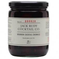 Jack Rudy Bourbon Cocktail Cherries 16 oz.