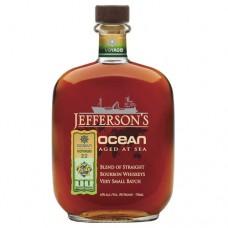 Jefferson's Ocean Aged At Sea Bourbon TPS Private Barrel Voyage 22