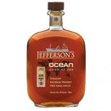 Jefferson's Ocean Aged At Sea Wheated Bourbon TPS Private Barrel