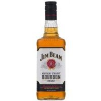 Jim Beam Bourbon White Label 4...