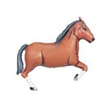 Kentucky Derby Decorations-Horse Mylar Balloon