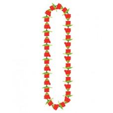 Kentucky Derby Wearable-Rose Lei