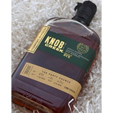 Knob Creek Straight Rye Whiskey TPS Private Barrel Select
