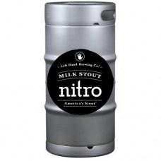 Left Hand Milk Stout Nitro 1/6 BBL