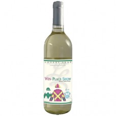 Lovers Leap Win Place Show White Blend
