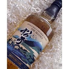 The Matsui Mizunara Cask Single Malt Whisky