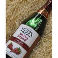 Meier's Sparkling Burgundy Non-Alcoholic