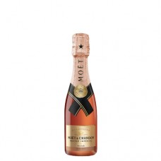 Moet and Chandon Nectar Imperial Rose Champagne NV 187 ml