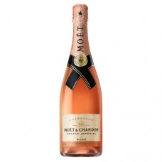 Moet and Chandon Nectar Imperial Rose Champagne NV 750 ml