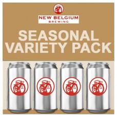 New Belgium Seasonal Variety 12 Pack