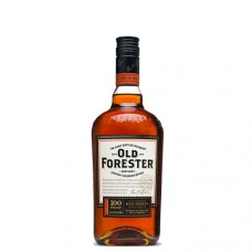 Old Forester 100 Bourbon 750 ml