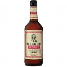 Old Overholt Straight Rye Bottled In Bond Whiskey