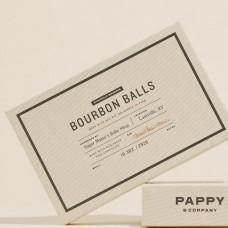Pappy Handmade Bourbon Balls 12 Pack