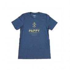 Pappy T-shirt Pappy and Company Size Large