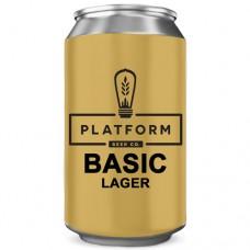 Platform Basic Lager 6 Pack