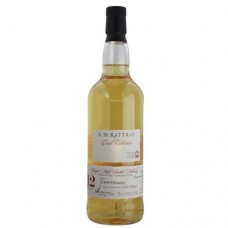 A.D. Rattray Croftengea Single Malt Scocth 12 yr. TPS Private Barrel