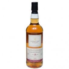A.D. Rattray Glenburgie Single Malt Scotch 8 yr. TPS Private Barrel