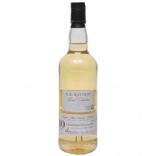 A.D. Rattray Linkwood Single Malt Scocth 10 yr. TPS Private Barrel