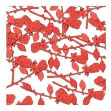 Kentucky Derby Decorations-Roses Confetti