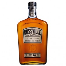 Rossville Union Master Crafted Straight Rye Whiskey TPS Private Barrel
