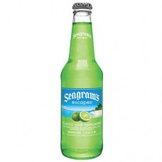Seagram's Escapes Classic Lime Margarita 4 Pack