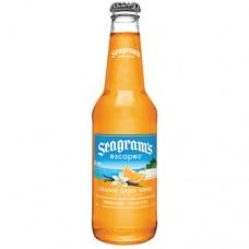 Seagram's Escapes Orange Sassy 4 Pack