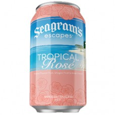 Seagram's Escapes Tropical Rose 4 Pack