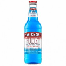 Smirnoff Ice Red, White, and Berry 6 Pack